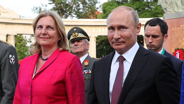 Putin va fi prezent la nunta Karinei Kneissel cu un investitor de pe piaţa gazelor