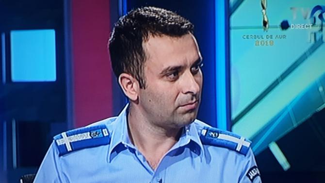 """LAURENŢIU CAZAN: """"Pe Ion Mihalache, jandarmii au descoperit o maşină plină cu cocktail-uri Molotov"""""""