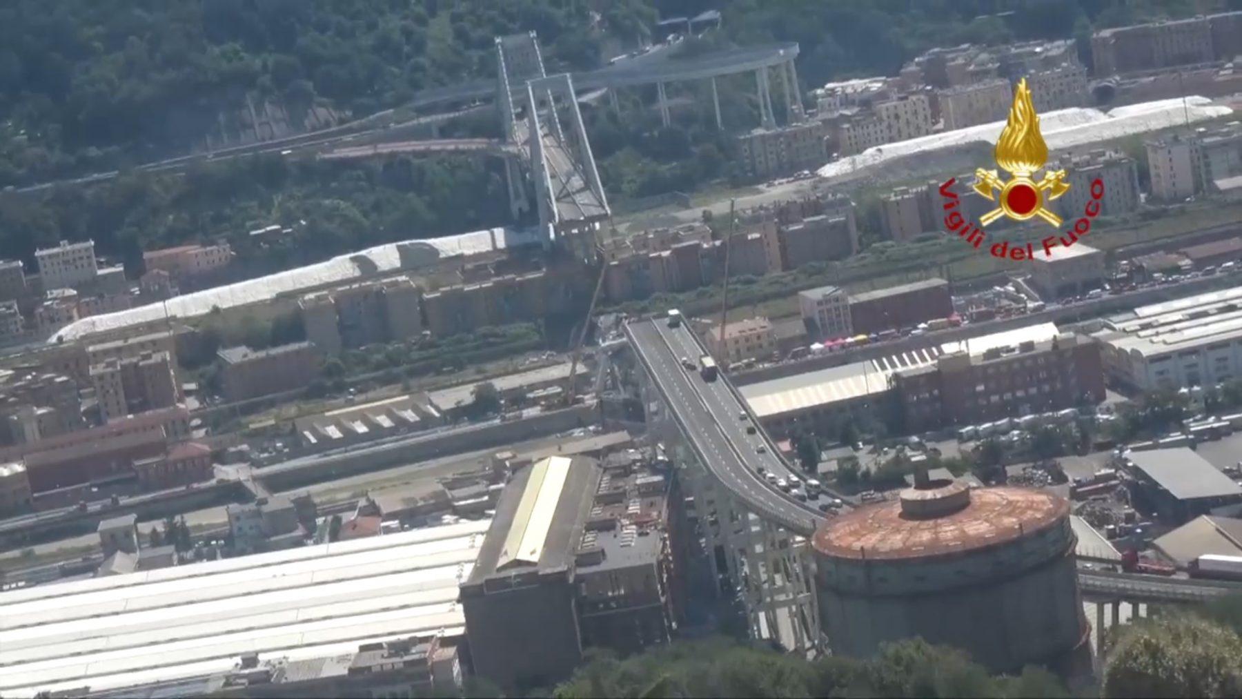 Italia ar putea naționaliza autostrăzile, după tragedia de la Genova