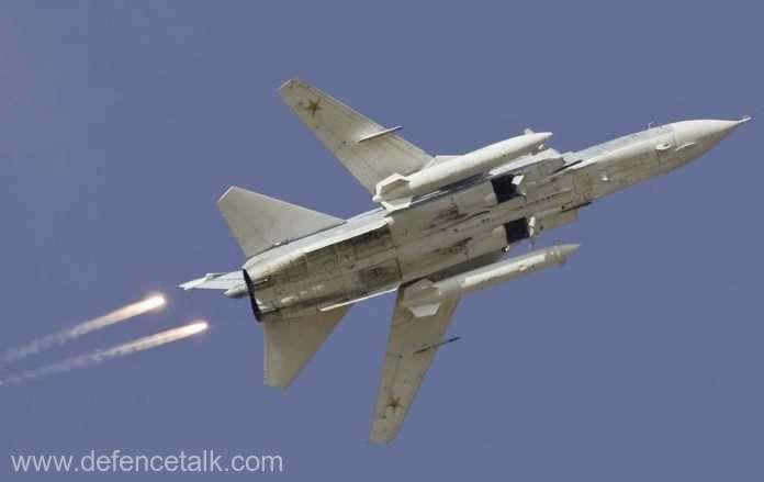 Şase bombardiere ruseşti au fost interceptate deasupra Mării Negre