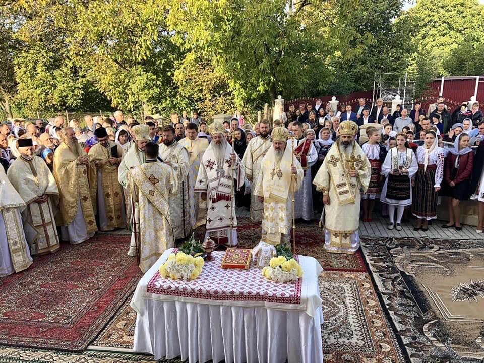 Nouă biserică românească, sfințită în Basarabia