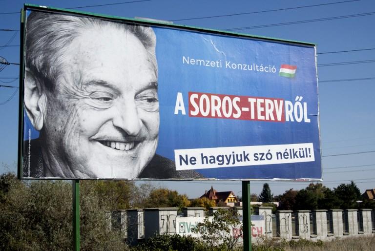 Fundația lui Soros a dat Ungaria în judecată la CEDO
