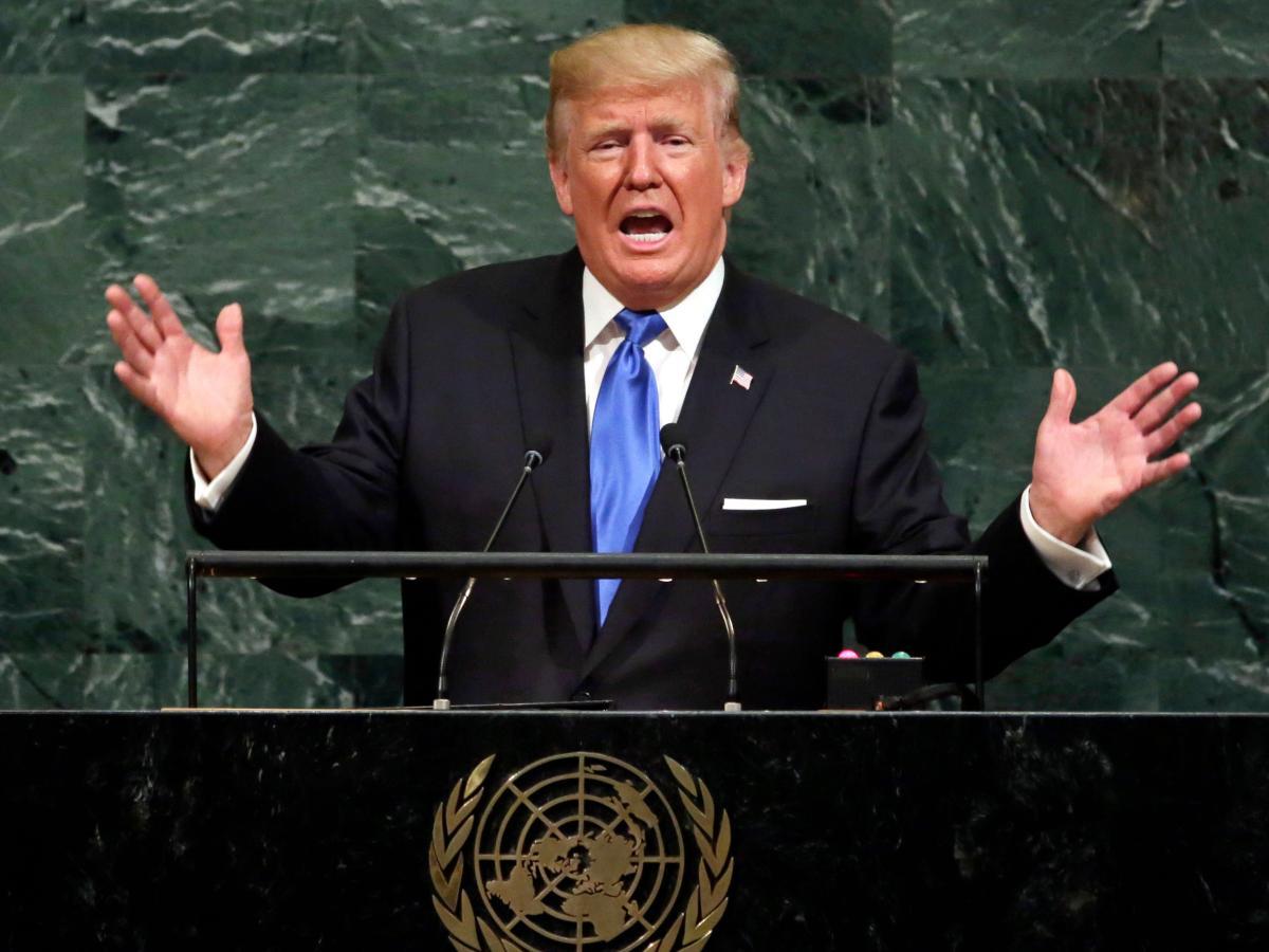 Donald Trump va prezida o ședință a Consiliului de Securitate al ONU